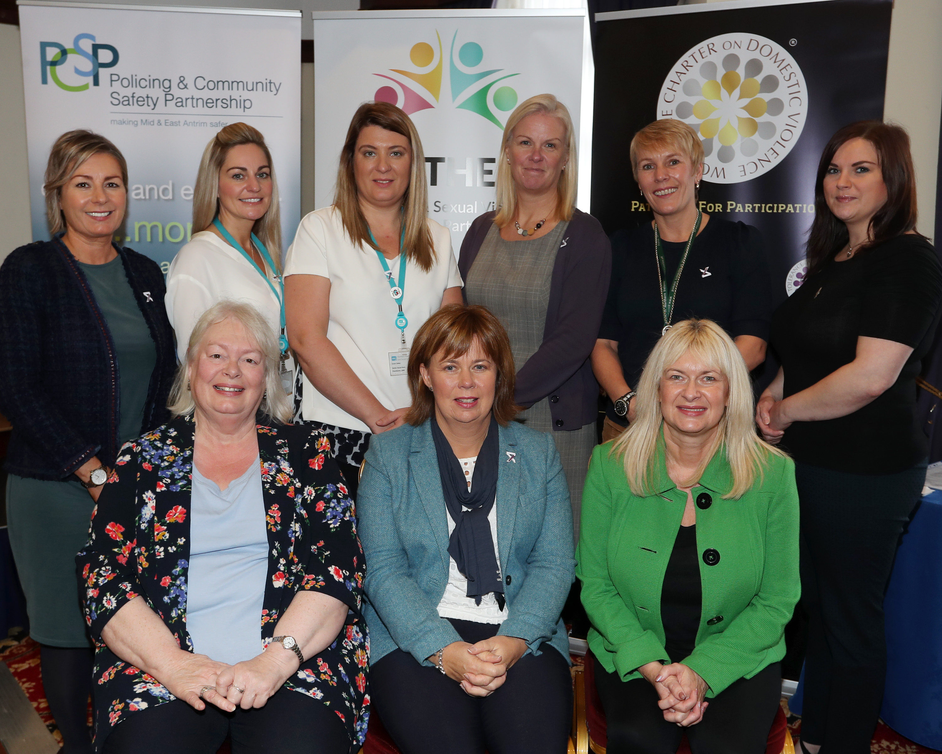Launch of the Northern Domestic & Sexual Violence Partnership Website – 25th October 2017